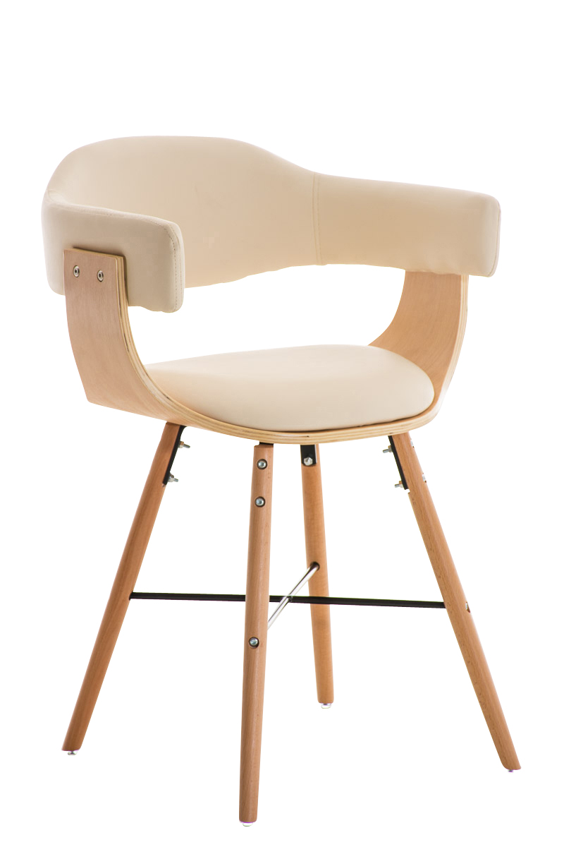 Image of   Barry II Chair - Creme