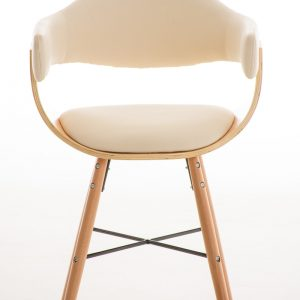Barry II Chair - Creme