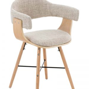 Barry I Chair - Creme