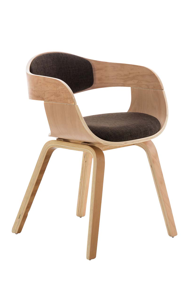 Kingston Chair - Brun