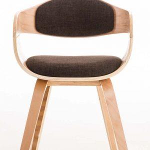 Kingston Chair - Brun