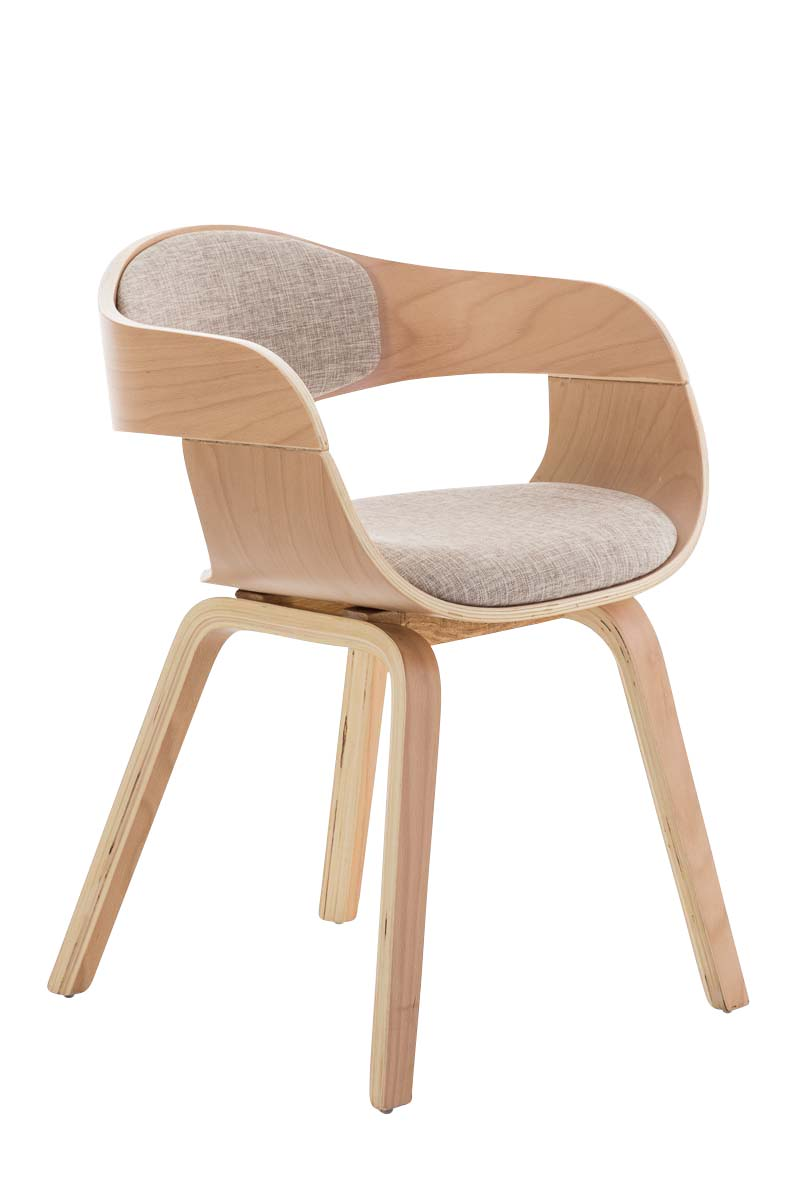 Kingston Chair - Creme