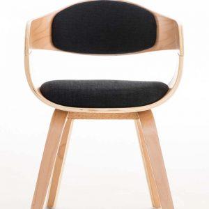 Kingston Chair - Sort