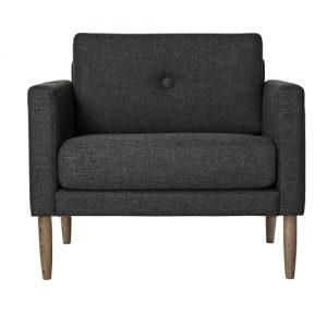 Calm Chair - mørkegrå