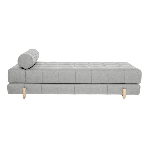 Bulky Daybed - lysegrå