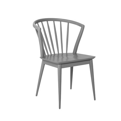 Laura Spisebordsstol – Grå