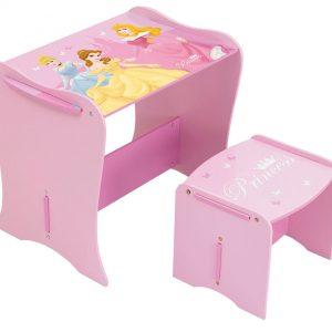 Disney Prinsesse skrivebord m. stol