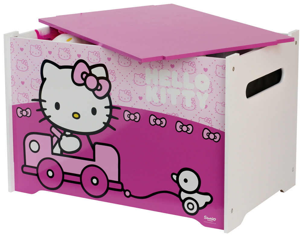 Hello Kitty Legetøjskiste