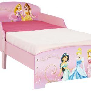 Disney Prinsesse juniorseng m/madras