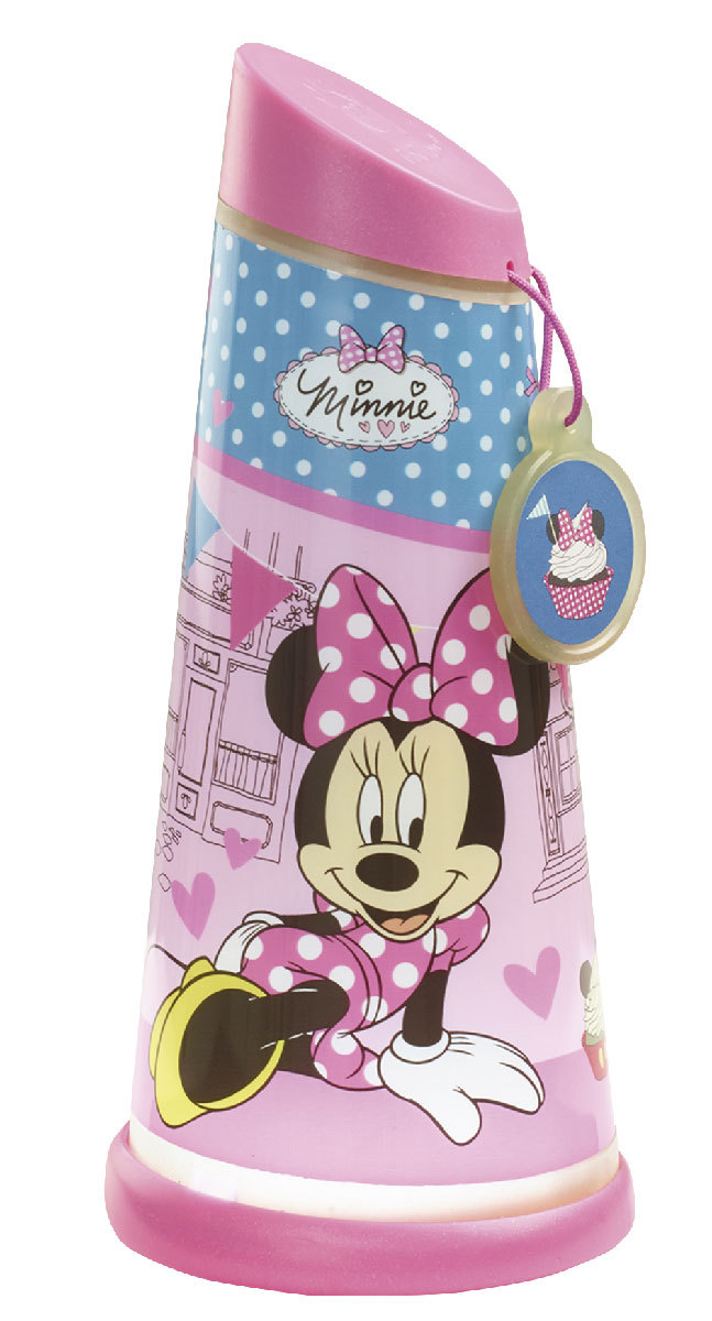 Image of   Minnie Mouse Natlampe