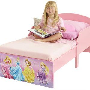 Disney Prinsesse juniorseng u. madras