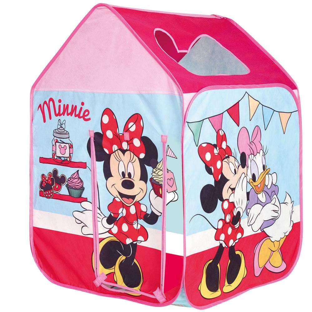 Image of   Minnie Mouse Legetelt