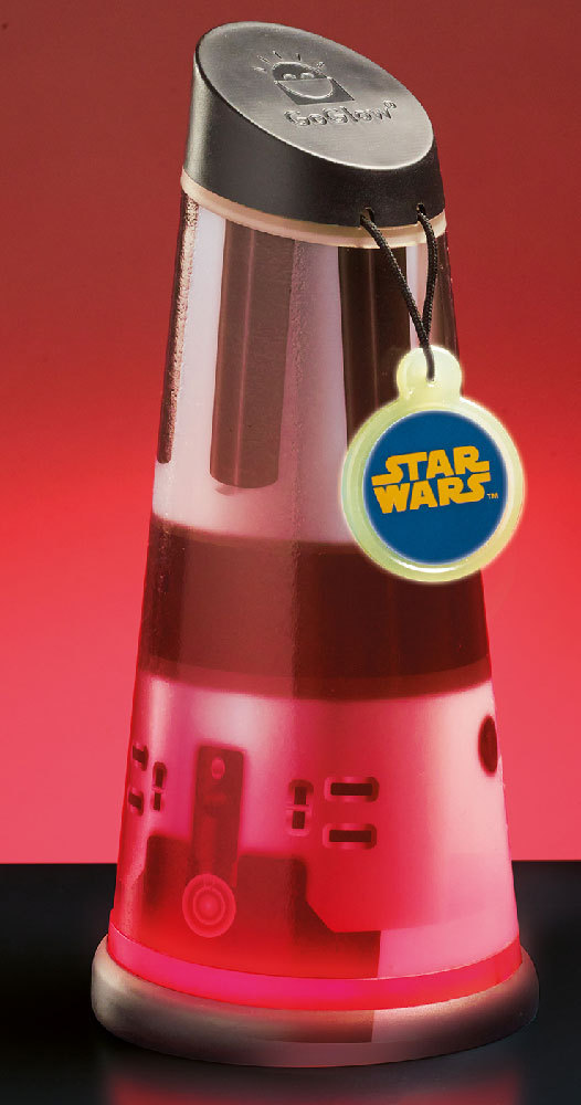 Image of   Star Wars natlampe