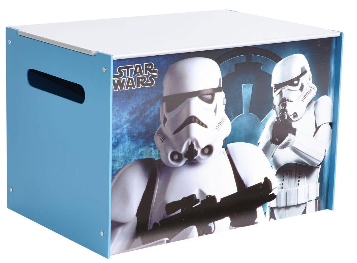 Star Wars legetøjskiste