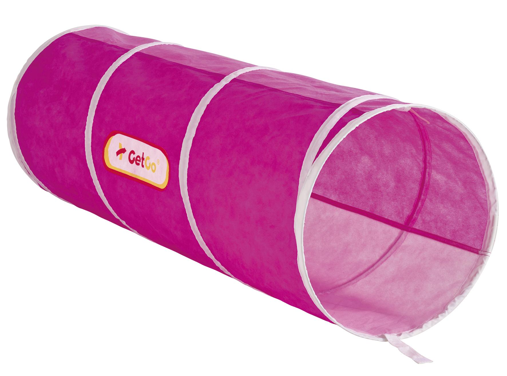 Image of   Aktivitets Legetunnel Pink