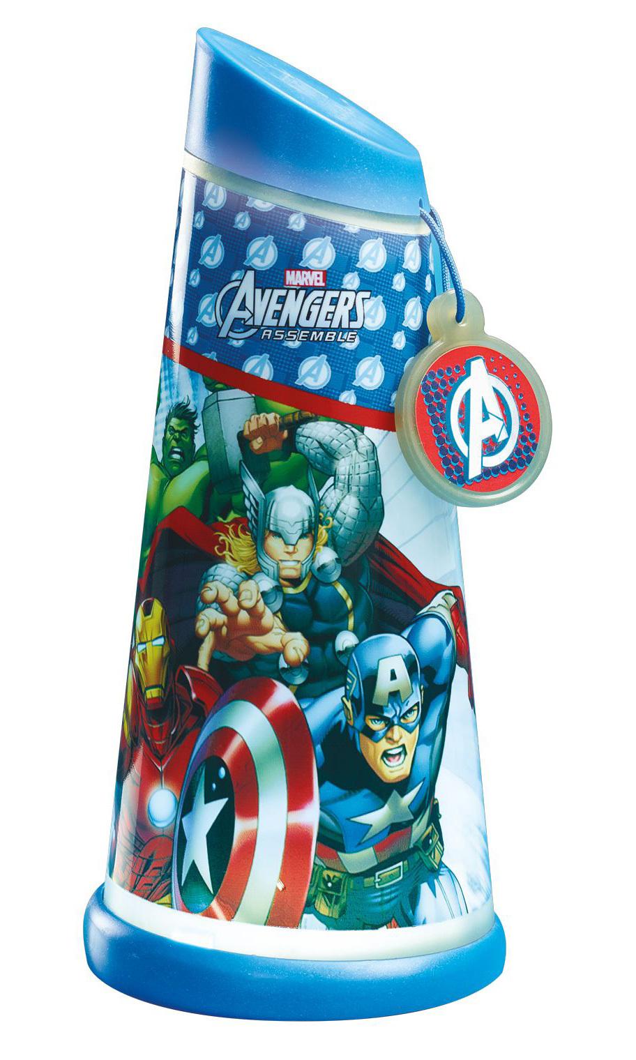 Image of   Avengers natlampe