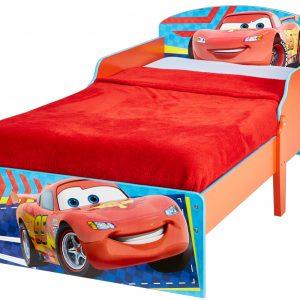 Cars juniorseng med madras