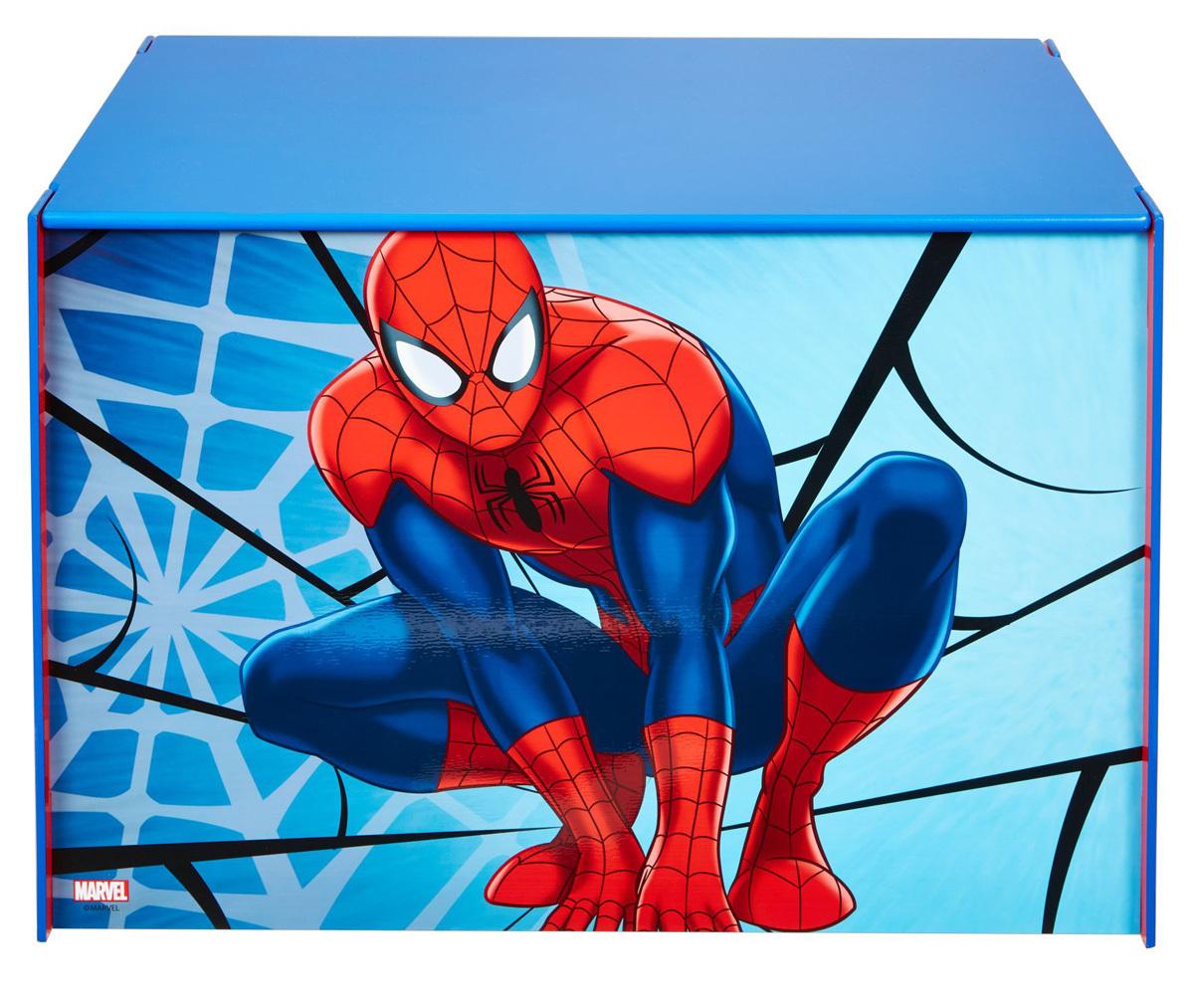 Spider-Man legetøjskiste