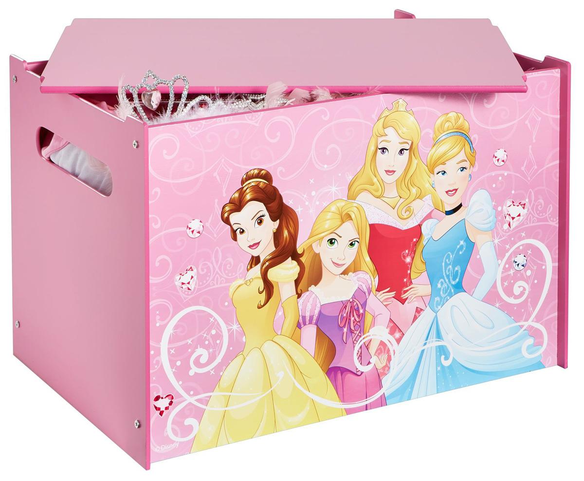 Disney Princess legetøjskiste