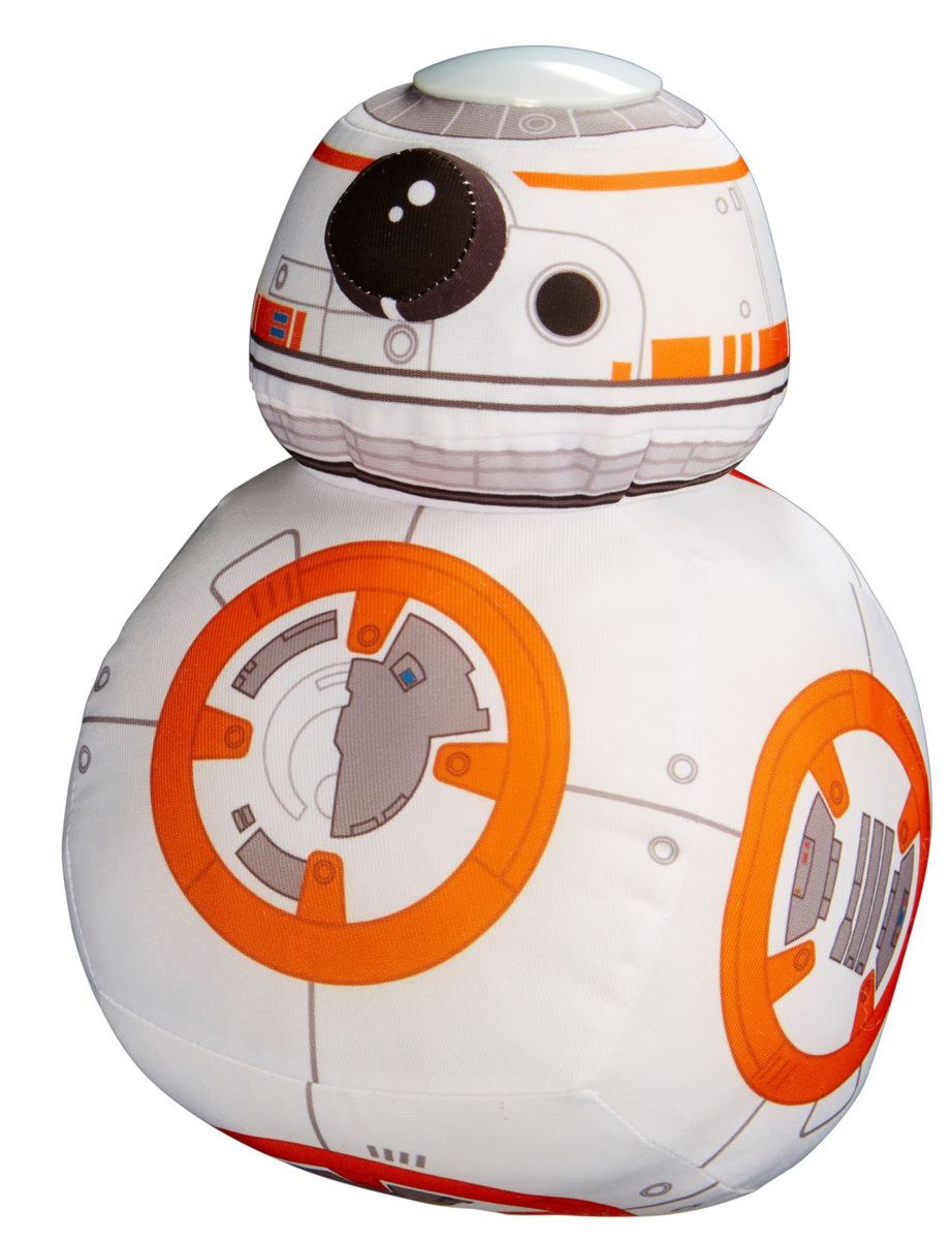 Image of   Star Wars BB8 godnat bamse