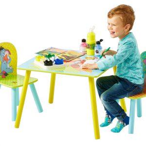 Peter Plys bord og stolesæt
