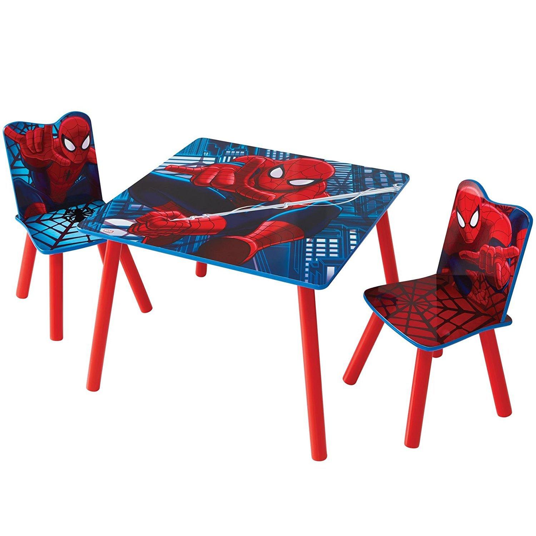 Spider-Man bord og stole