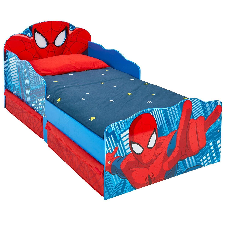 Spider-Man juniorseng m. madras