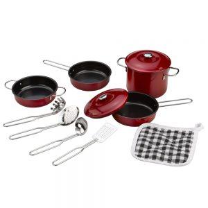 Køkkensæt 11 dele