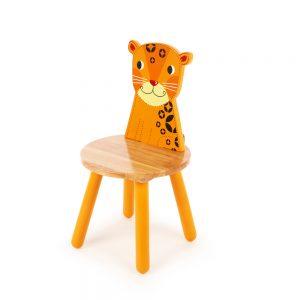 Leopard stol