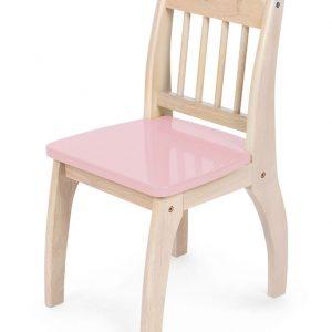 Børne stol lyserød