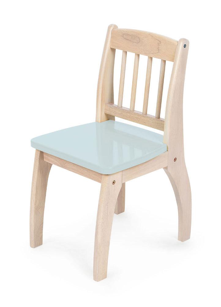 Børne stol blå