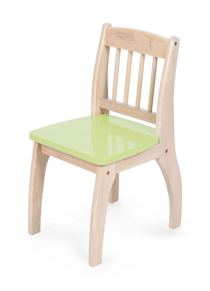 Børne stol grøn