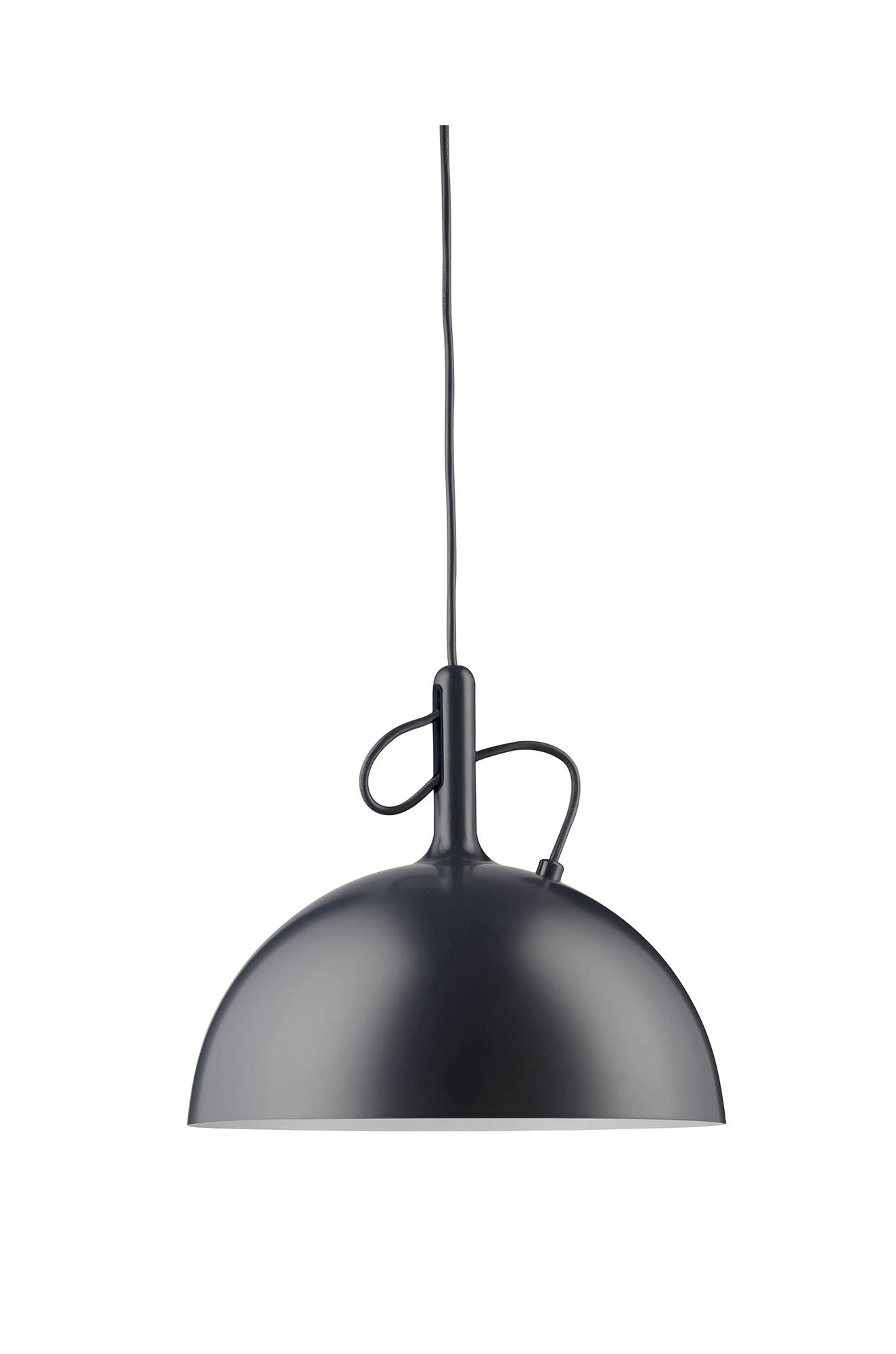 Image of   Adjustable Pendant (Black) Ø30 cm