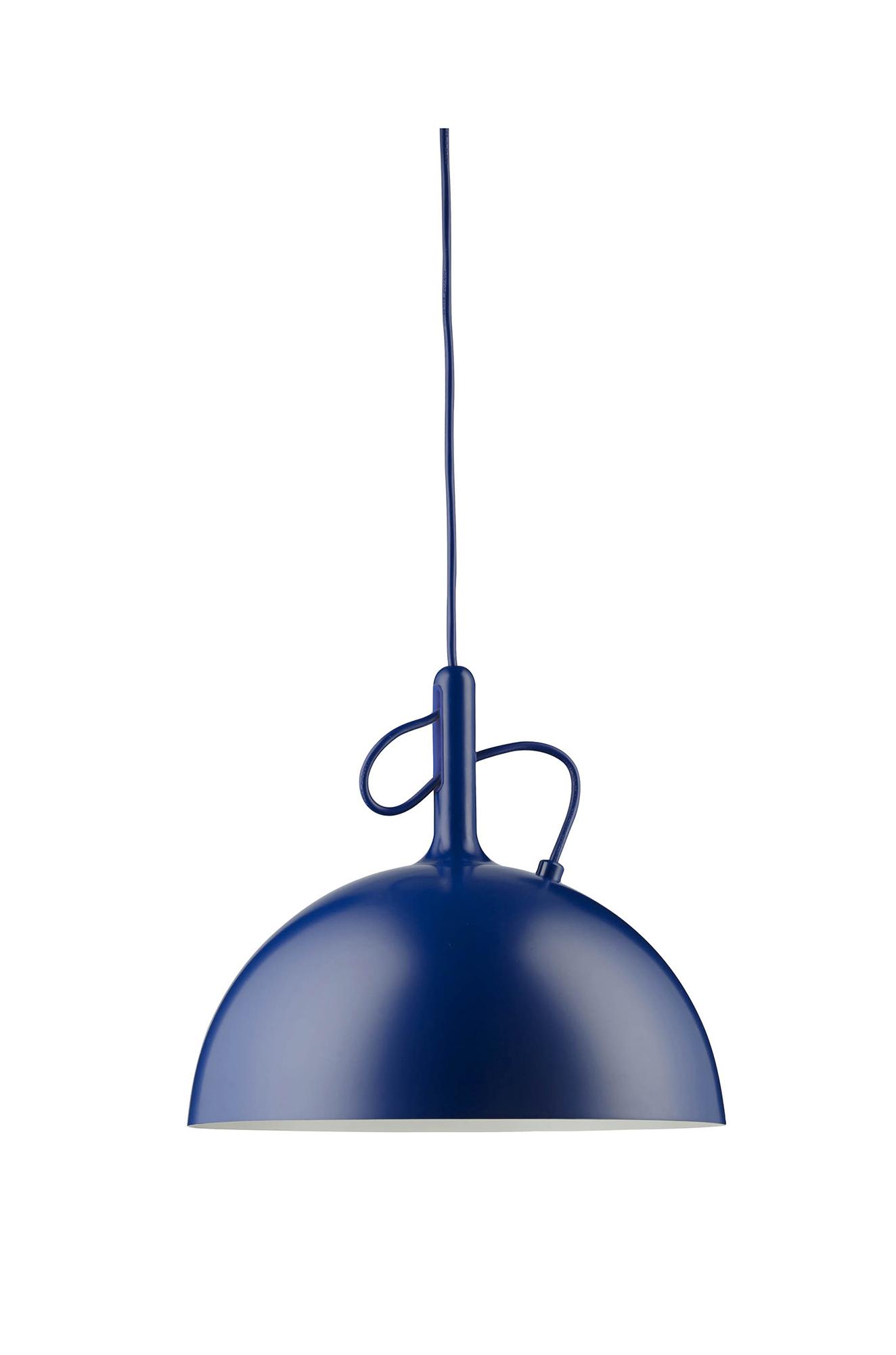 Image of   Adjustable Pendant (Blue) Ø30 cm
