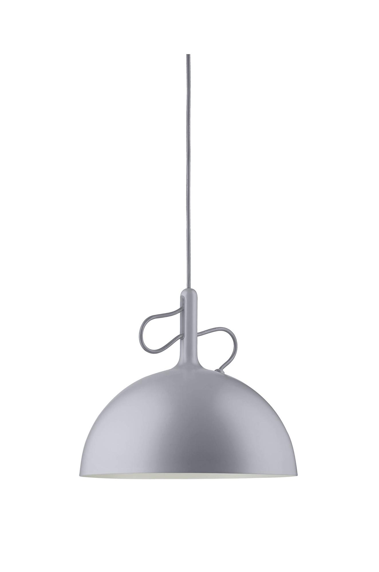 Image of   Adjustable Pendant (Medium Grey) Ø30 cm