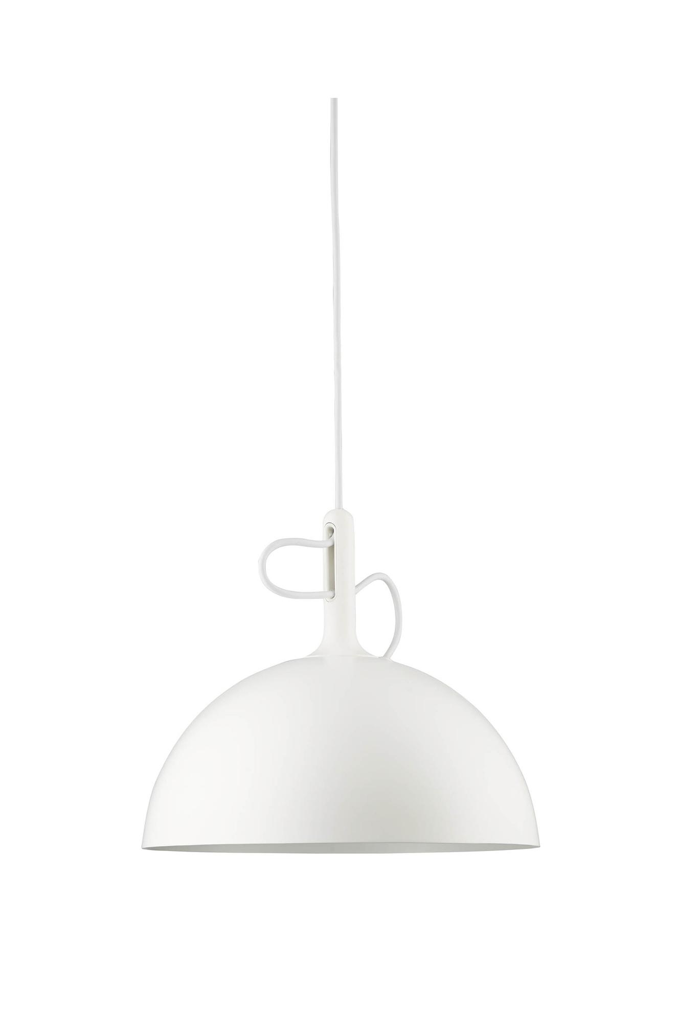 Image of   Adjustable Pendant (White) Ø30 cm