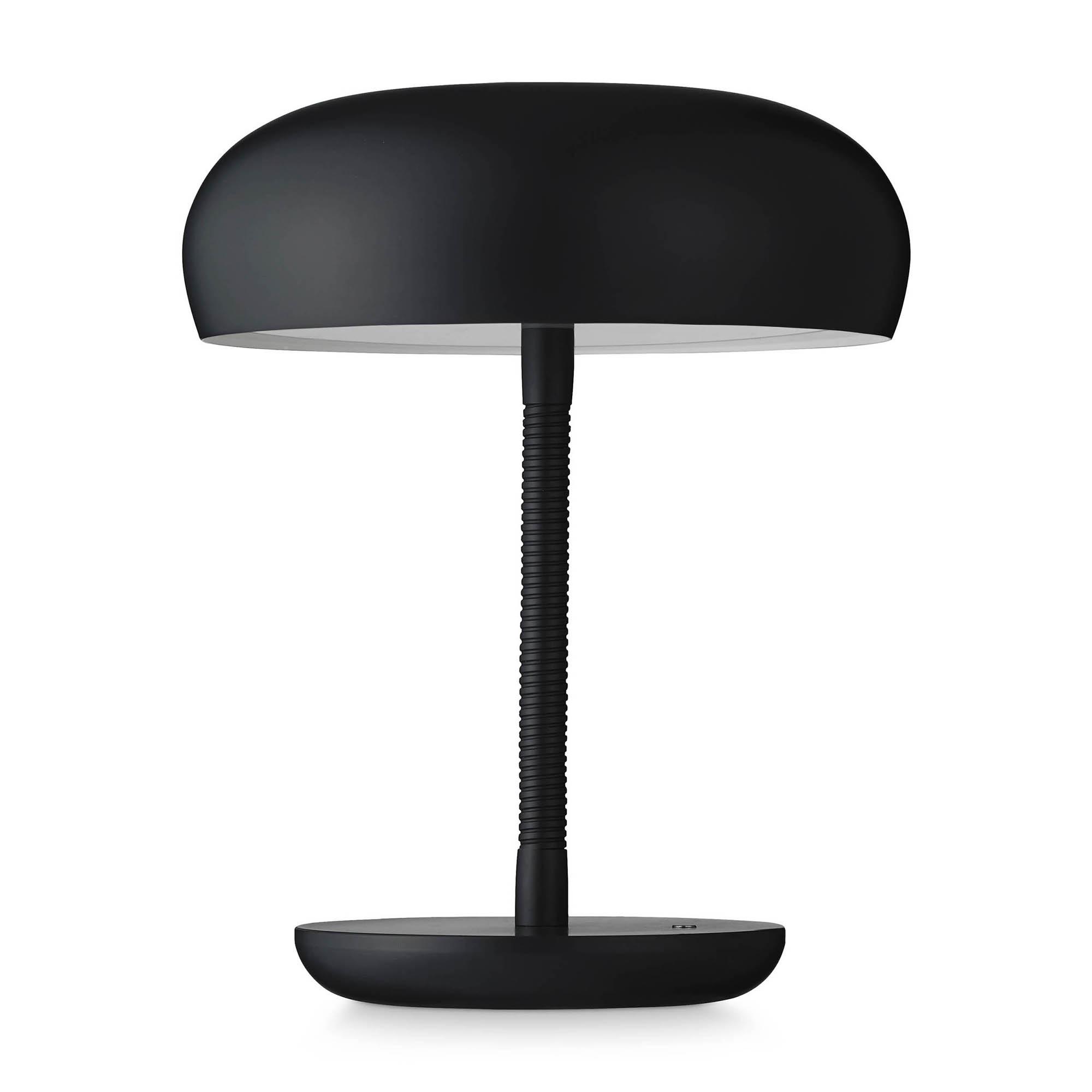 Image of   Bend Desk (Sort) Ø25 cm