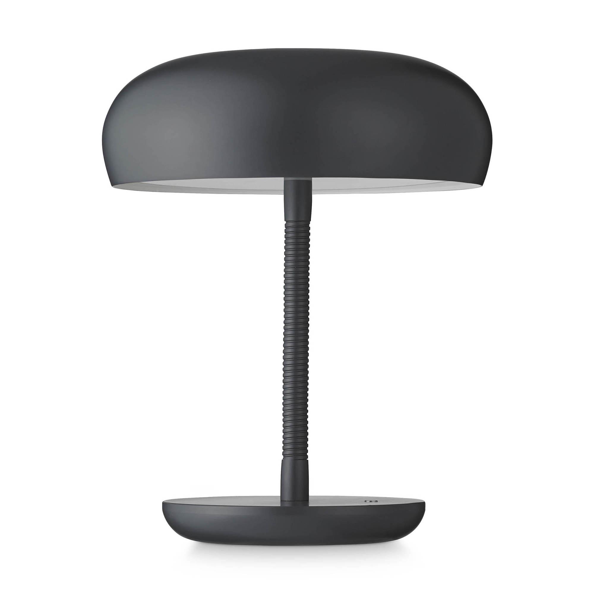 Image of   Bend Desk (Dark Grey) Ø25 cm