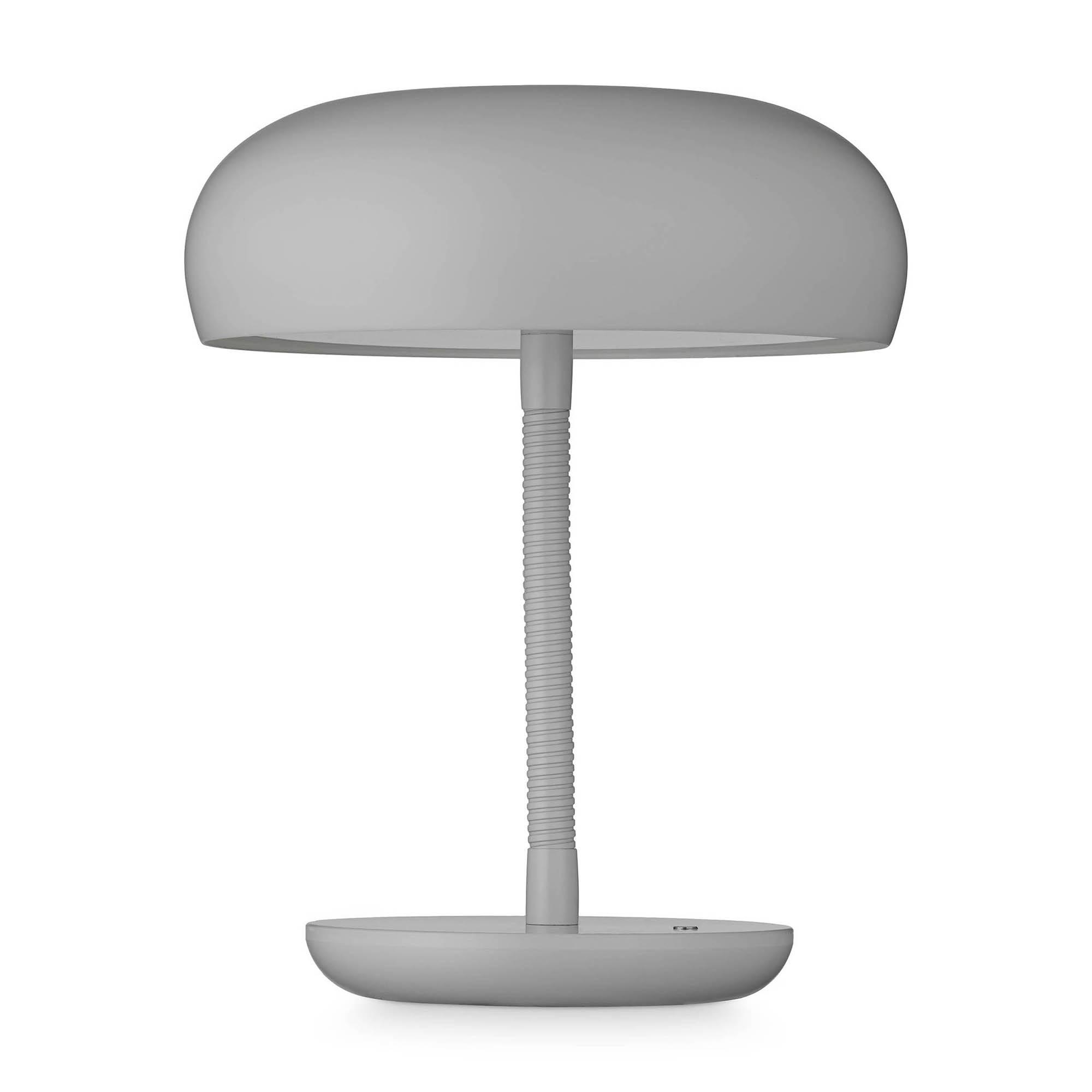 Image of   Bend Desk (Light Grey) Ø25 cm