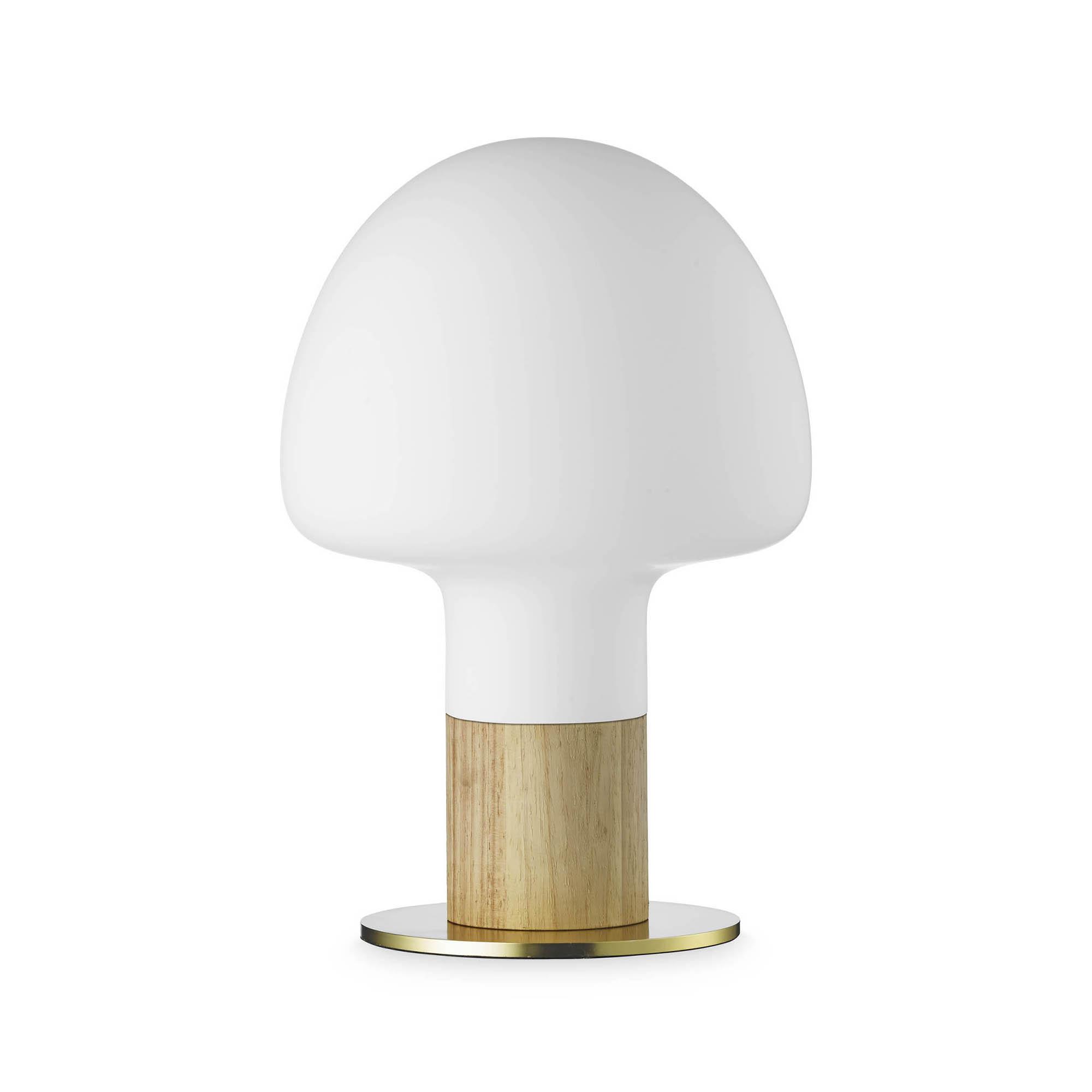 Image of   Mush Table (Opal Matt) Ø25 cm