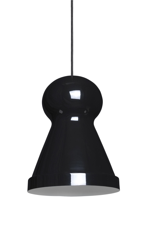 Image of   Play Pendant (Black) Ø25 cm