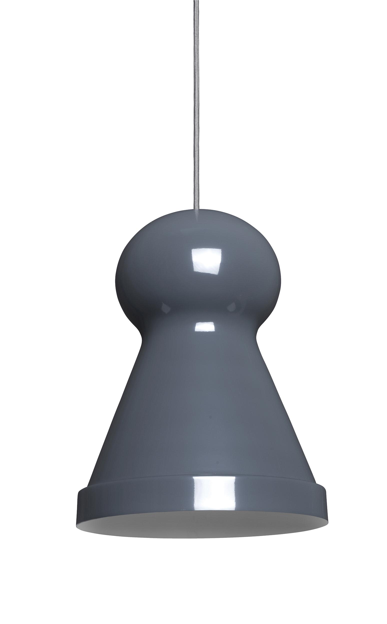 Image of   Play Pendant (Dark Grey) Ø25 cm