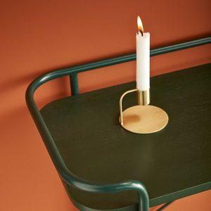 Elvira langt konsolbord - grøn