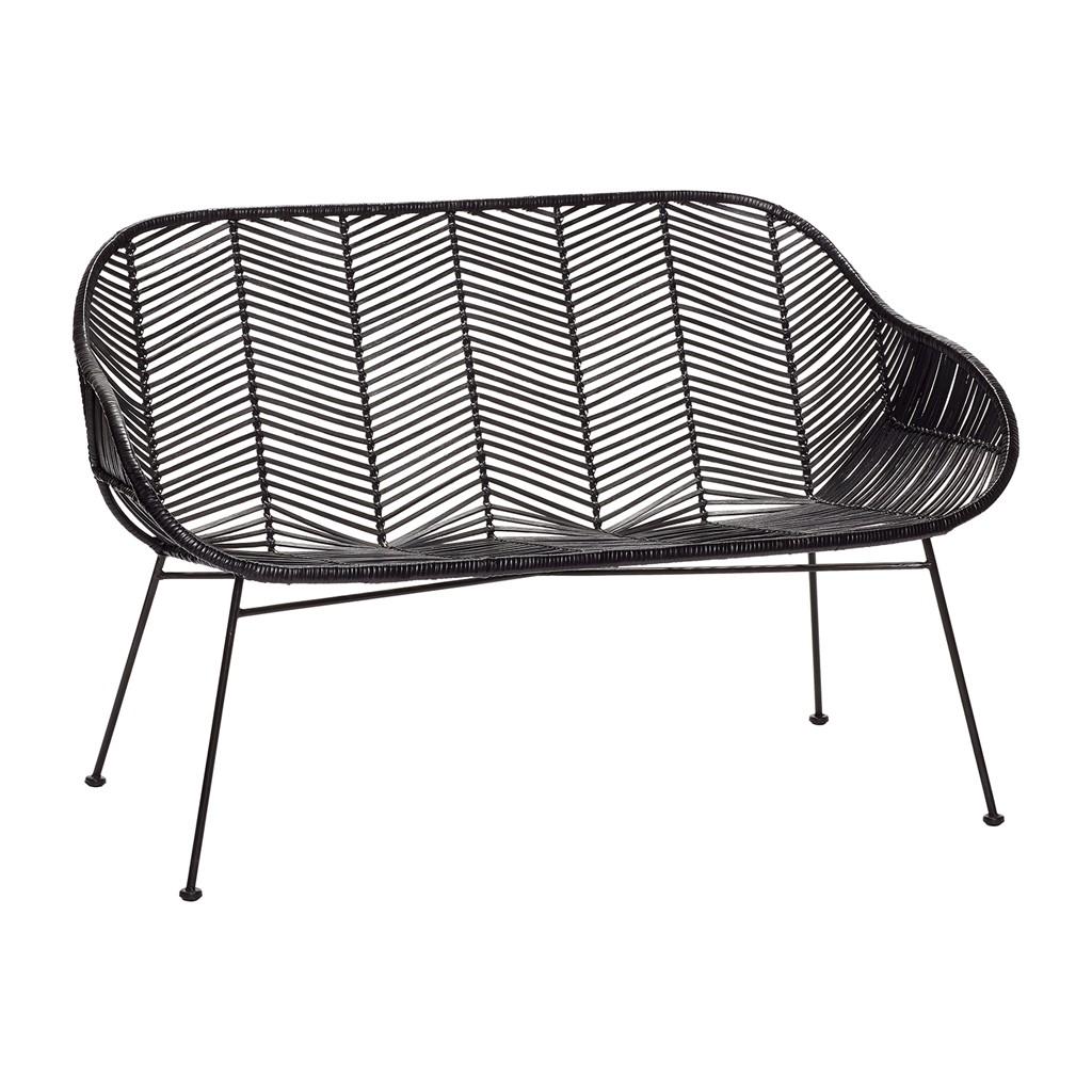 Image of Adelina sofa sort