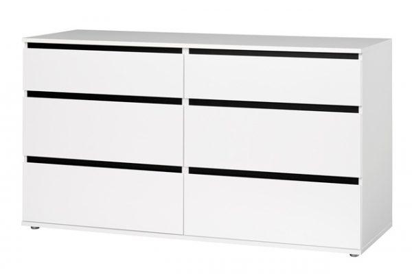 Nova Kommode - Hvid