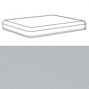 ByKlipKlap Daybed Seat Cushion - Light Crey