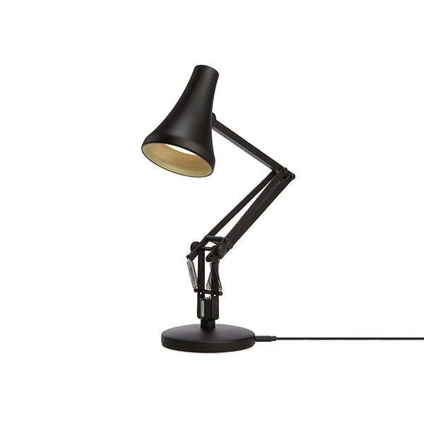 Anglepoise 90 Mini Mini Bordlampe Carbon Black & Black