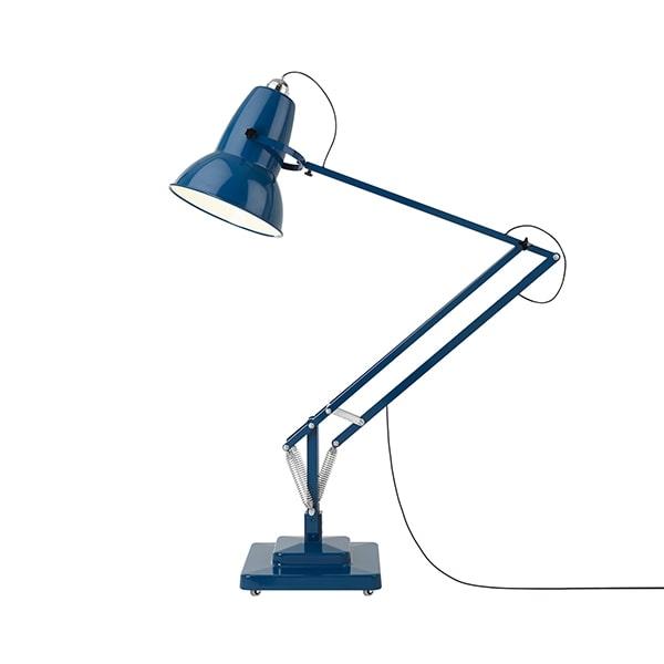 Anglepoise Original 1227 Giant Gulvlampe Marine Blue