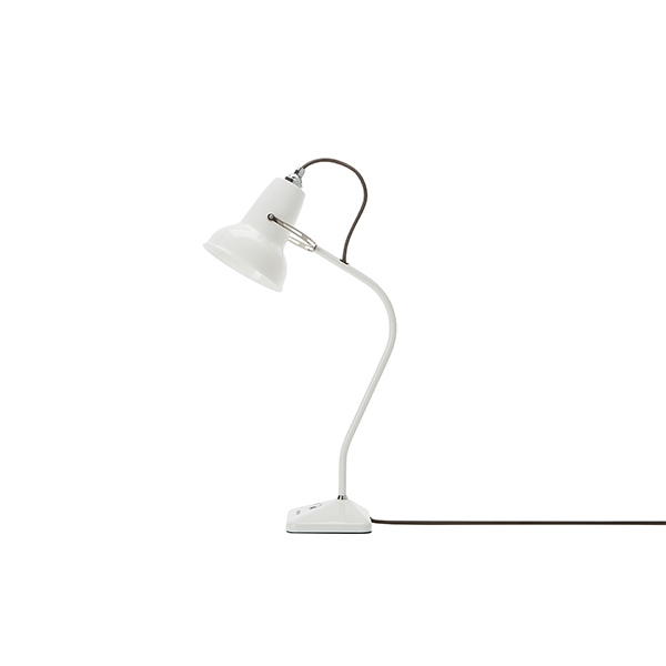 Anglepoise Original 1227 Mini Ceramic Bordlampe Pure White