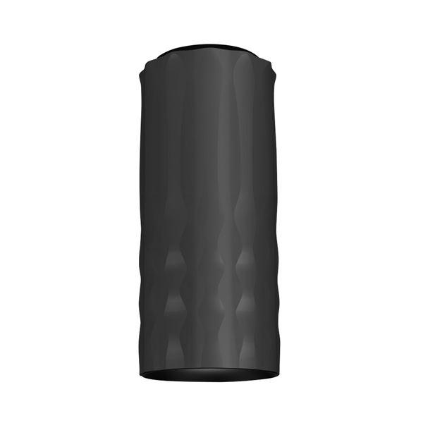 Artemide FIAMMA 30 LED Loftlampe Sort